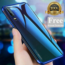 For Huawei P30 Pro 2019 P20 Lite Case + Screen Protector Hybrid Shockproof Cover
