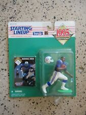 Marshall Faulk 1995 Starting Lineup Indianapolis Colts Action Figure