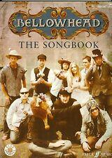 Bellowhead songbook sheet music folk