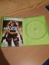 jeu xbox 360 Tomb raider underworld no cd boite + notice