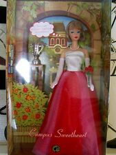 BARBIE - CAMPUS SWEETHEART 1965 VINTAGE REPRODUCTION - 2007 - GOLD LABEL - NRFB
