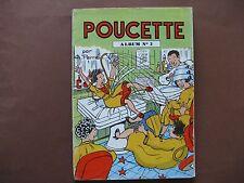 POUCETTE album n° 2 contient n° 29, 24, 26, 25 (1958-59)