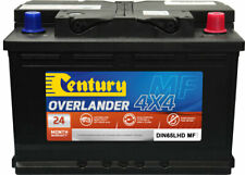 CENTURY Din65lhd MF Overlander 4x4 Battery Dual Purpose Starting and Semi Cyclin
