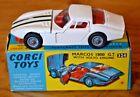 Corgi Toys No.324 Marcos GT; Original Box; VGC