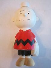 "1950 CHARLIE BROWN - AVON SHAMPOO BOTTLE - EMPTY - 5 1/2"" TALL - TUB BBA"