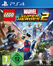 PS4 LEGO Marvel Superheroes 2 Super Heroes 2 NEU&OVP Playstation 4 Paketversand