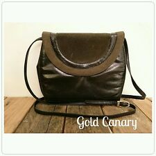 Leather Eveningwear Shoulder Vintage Bags & Cases
