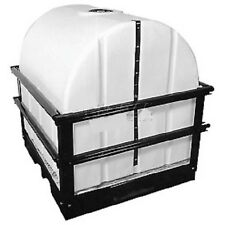 NEW! Storage Tank with Forkliftable Skid - 300 Gallon Capacity!!