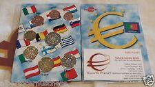 2014 PORTOGALLO 8 monete 3,88 euro FDC portugal