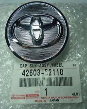 Centro Ruota ORIGINALE HUB CAP Toyota Yaris Prius KSP90, SVW30, IQ, URBAN CRUISER