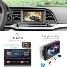 "7""inch HD 2Din Touch Screen Car In-dash MP5 Player Bluetooth Stereo Radio FM AUX"