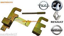 Renault Nissan 2.2 2.5 dCi Diesel Engine Camshaft Crank Timing Lock Tool Set