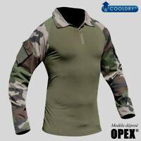 Chemise de combat Commando UBAS pour armée française & Légion - Taille S / 88