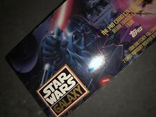 1993 TOPPS STAR WARS GALAXY BOX SERIES ONE FACTORY SEALED BOX Series 1