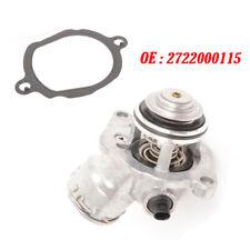 Engine Thermostat + Housing + Sensor +Seal Kit for Mercedes ML SLK R E CLK C GLK
