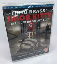 Tinto Brass' Salon Kitty - Extended Directors Cut - New & Sealed Blu-Ray