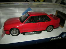 1:18 Solido BMW M3 E30 1986 rot/red Nr. S1801502 in OVP