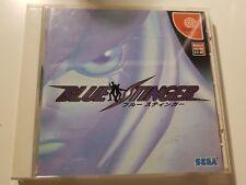 SEGA DREAMCAST BLUE STINGER NTSC-J JAPAN