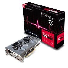 Sapphire RX 580 Pulse Scheda grafica AMD Raddeon Rx580 Interfaccia PCI 206530