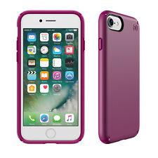 SPECK iPhone 7 Presidio Shockproof Heavy Duty Tough Case Marroon FREE SP