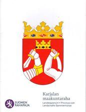 FINLANDE 5 Euros BE 2011 Karjalan