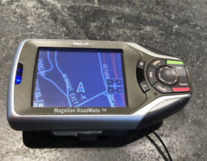 Magellan RoadMate 760 GPS Portable Auto Navigation System Complete In Box