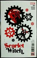 SCARLET WITCH #11 (2016 MARVEL Comics) ~ VF/NM Comic Book