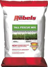 Rebel Tall Fescue Mix Grass Seed - 40 Lbs.