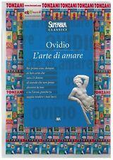 L'arte d'amare, OVIDIO, SUPER CLASSICI BUR, CODICE LIBRO:9788817150224