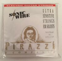 Satz Electric Guitar Strings E-Gitarrensaiten Pirastro Pirazzi E-Guitar Sonic W