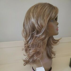 """""""FASHION STAPLE"""" by Gabor in Honey Pecan Lace Front Mono Part,  New with Tags"""