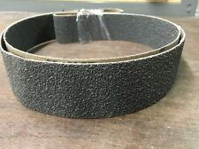 "2""x 72"" Sanding Belt 400 Grit Cork Polishing Belt"