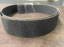 """2""""x 72"""" Sanding Belt 800 Grit Cork Polishing Belt"""