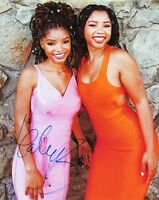 """~~ HALLE BAILEY Authentic Hand-Signed """"Chloe x Halle"""" 8x10 Photo ~~"""