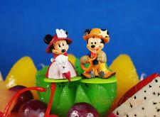 Disney Mickey Minnie Mouse Cake Topper Figure Model Decoration K1271 B C