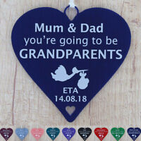 Pregnancy Announcement Gift You're going to be an Auntie Grandma Daddy Nan Mum