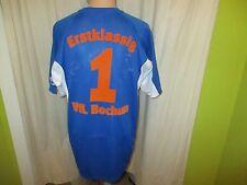 """Vfl bochum nike hogar camiseta 2005/06 """"DWS nº 1 en fondo"""" + nº 1 con afinaciónde primera talla L"""