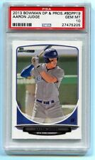Aaron Judge 2013 Bowman Draft Pics #BDPP19 PSA 10 Gem Mint Rookie RC