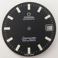 .Auth Omega Seamaster 200 Date SHOM Dial for c.1012 064PP1770001- NEW OLD STOCK