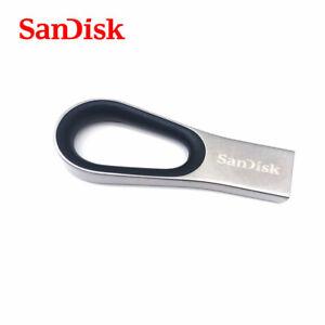 64GB SanDisk USB 3.0 Flash Drive Memory Sitck Thumb Security Encryption Key Ring