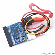 IDE to SATA/SATA to IDE with Switch Control Hard Disk/HDD Converter Card JM20330