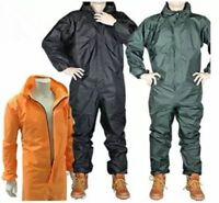 Motorcycle Raincoat Waterproof Unisex Overalls Zip Conjoined Rain Suit Windproof