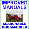 CASE IH 585 685 885 Diesel Tractor REPAIR Shop SERVICE MANUAL - SEARCHABLE on CD