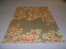 Area Jute Kilim floor covering Rug Carpet Dhurrie rugs 5' x 8' Handmade Indian