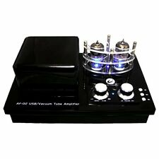 Tube Integrated amp Hybrid  w/USB and SD inputs by Four Channel - Model AF-02