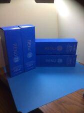 RENU  ADVANCED 28 Skin Revitalization Gel By ASEA, 4 Tubes of 80ml/2.7fl oz.