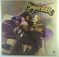 """12"""" LP - Supermax - Fly With Me - C798 - washed & cleaned"""
