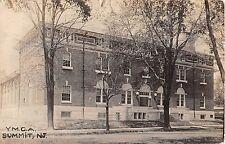 1912 RPPC YMCA Summit NJ Star Post Card Co.