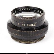 Lens  Meyer Trioplan 3/7.5cm No519311