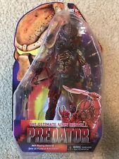 Neca Lava Planet Predator KENNER Ultimate Alien Hunter 7 inch Figure Reel toys
